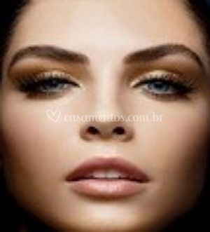 Bela maquiagem