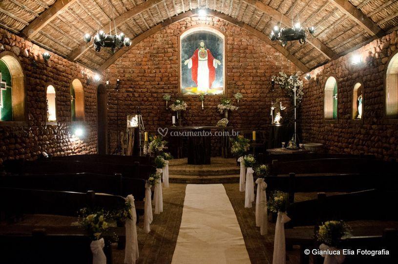 Interno capela