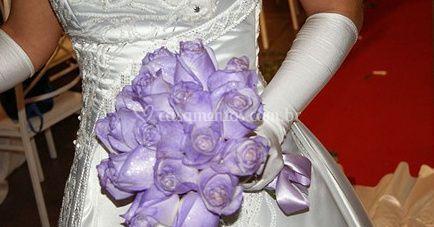 Buquê para a noiva