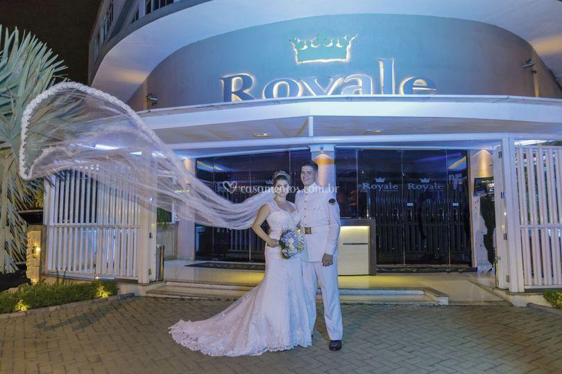 Casamento Caroline e João