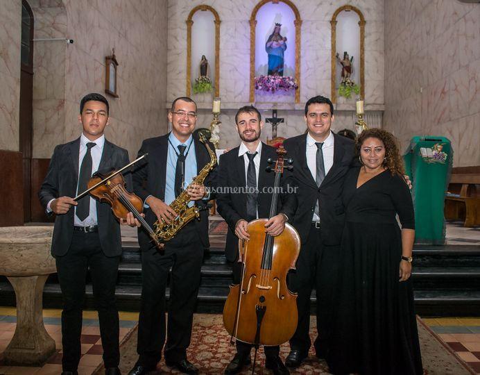 Thiago Buriti - Saxofonista