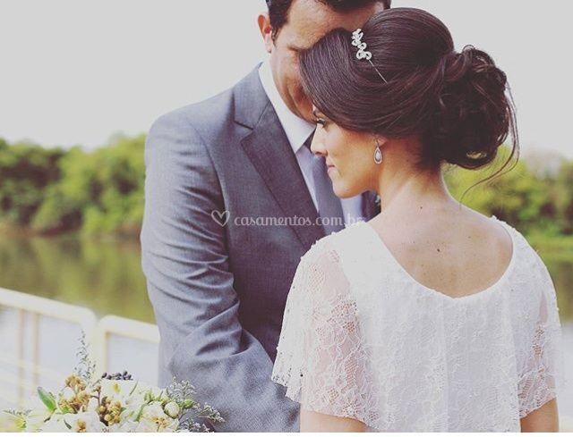 Casamento: Carol e Jairo
