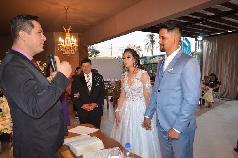 Casamentos religilosos