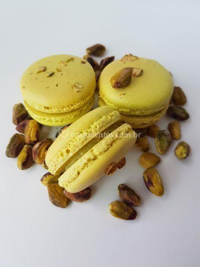 Macarons de Pistache