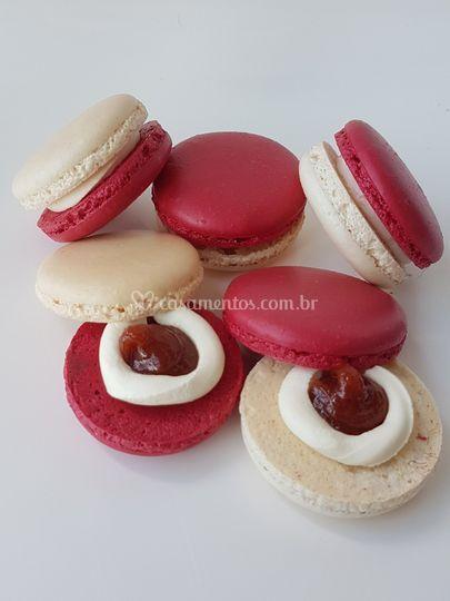 Macarons Romeu e Julieta