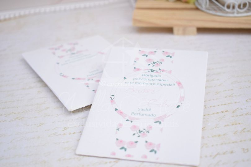 Envelope perfumado