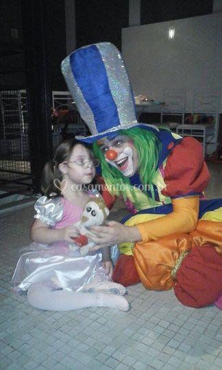 Muito amor as crianças