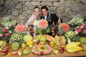 Toninha Decoração em Frutas