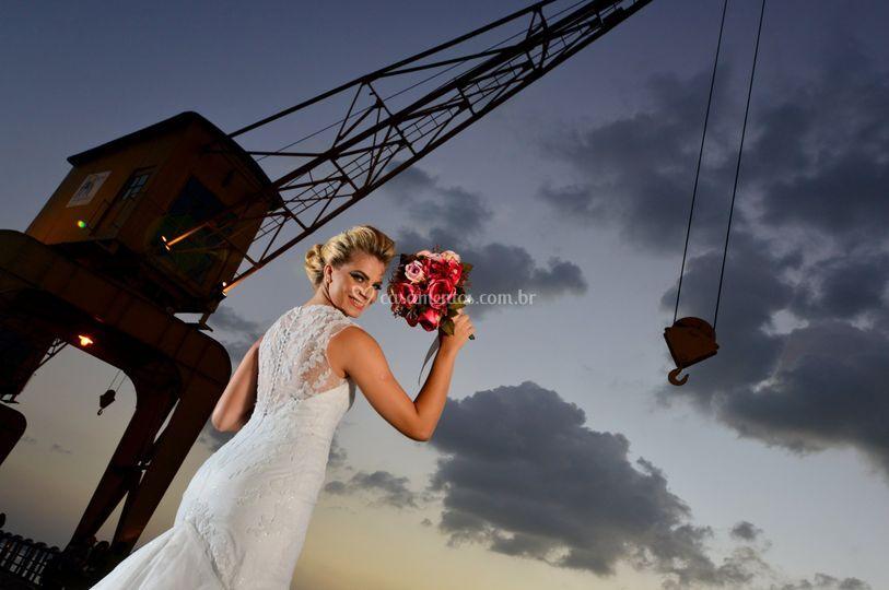 Fotos externas pré-casamento
