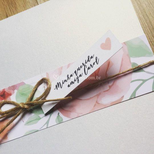 Convite Agatha