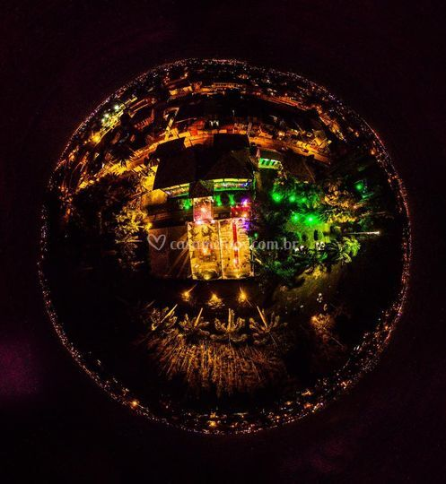 Foto aerea 360°