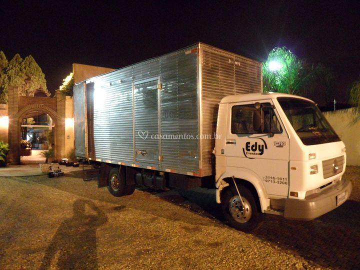 Logistica Caminhão