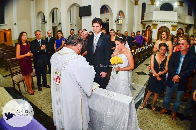 Casamentos Thomas e Vânia