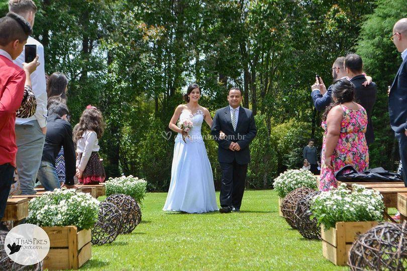 Casamento Luciano e Paula