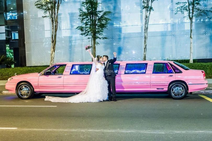 Gran Limousine Pink
