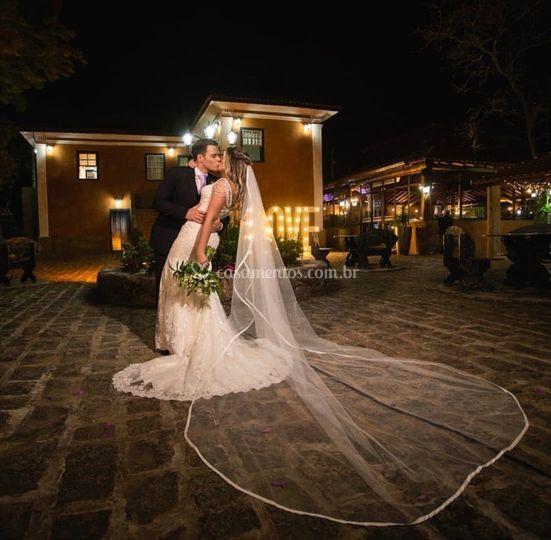 Pateo do casarão