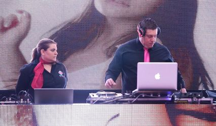 Aprire DJ, Som e Iluminação