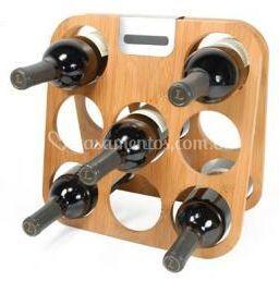 Rack para vinhos