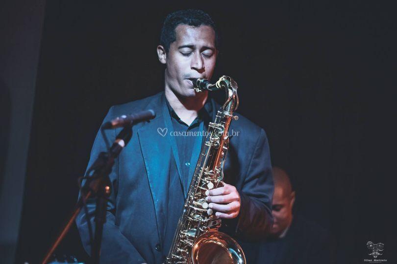 Saxofone solo ou duo piano