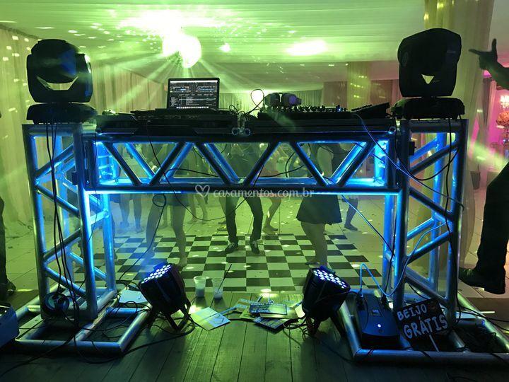 Cabine DJ Q30