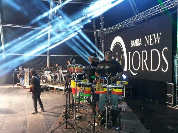 Banda New Lords