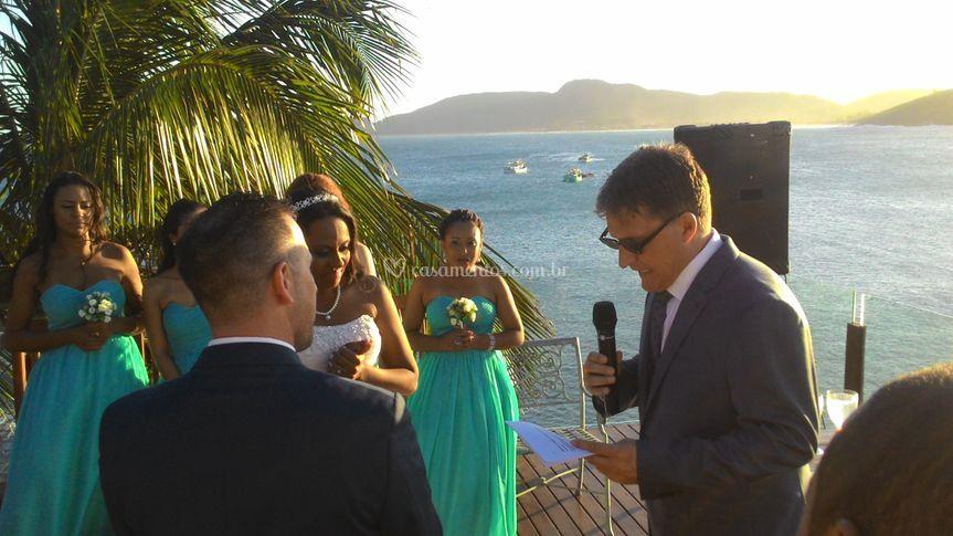 Casamento em Búzios/RJ