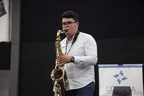 Rafael de Barba Saxofonista