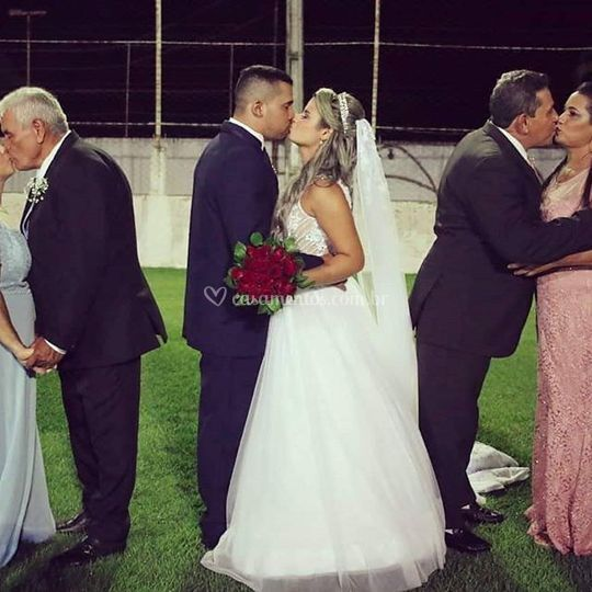 Casamento Fabíola & Edeilson