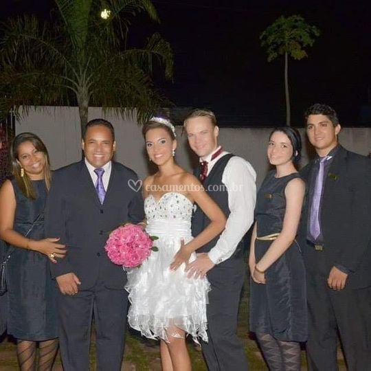 Casamento Dayana & Jeferson