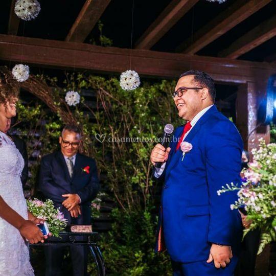Casamento Andressa & Aquillq
