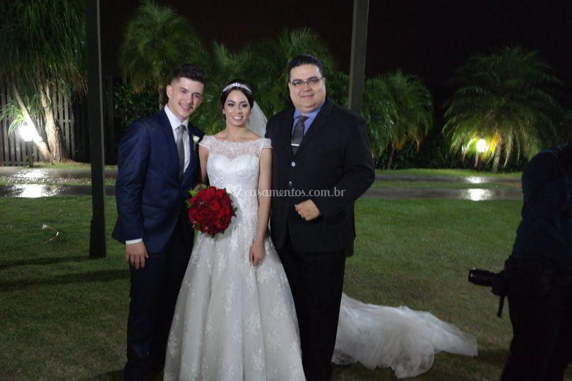Moacir Souza Celebrante