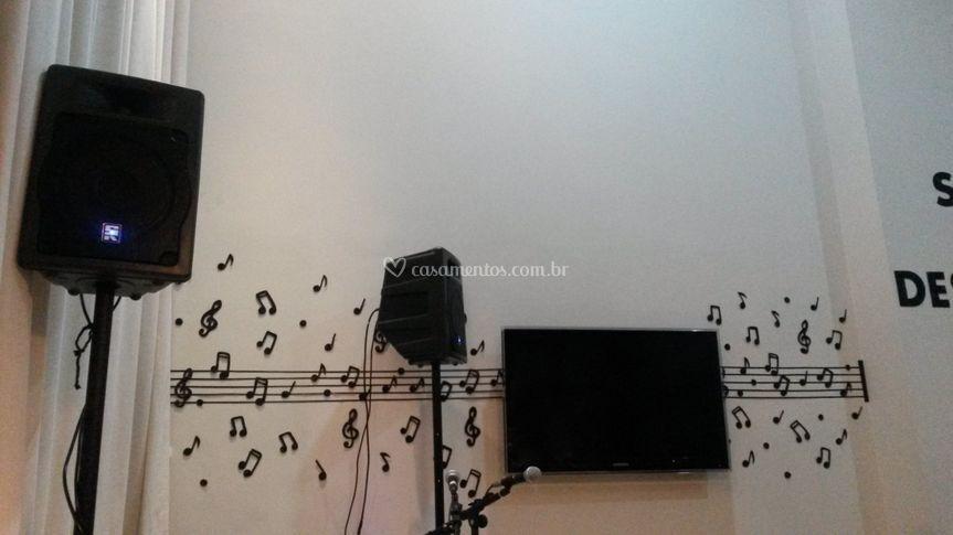 Infraestrutura sonora