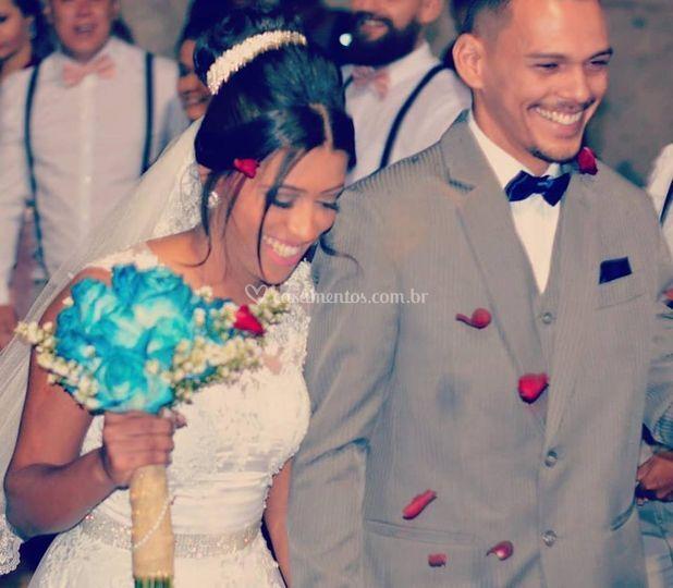 Casando os amigos