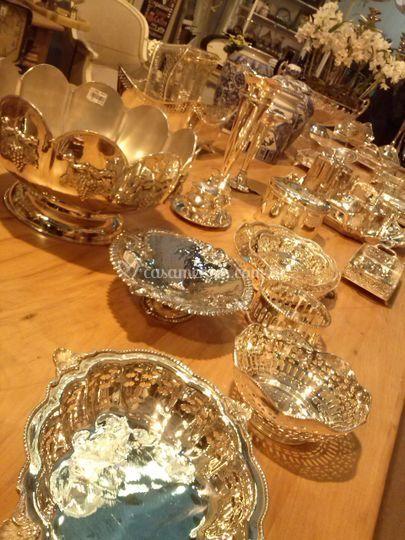 Peças de prata