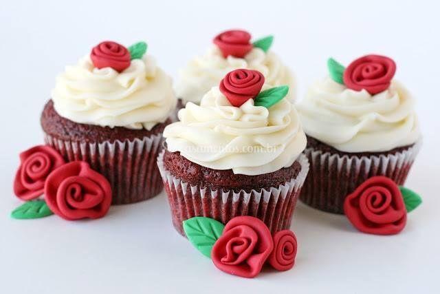 Cupcake para casamentos