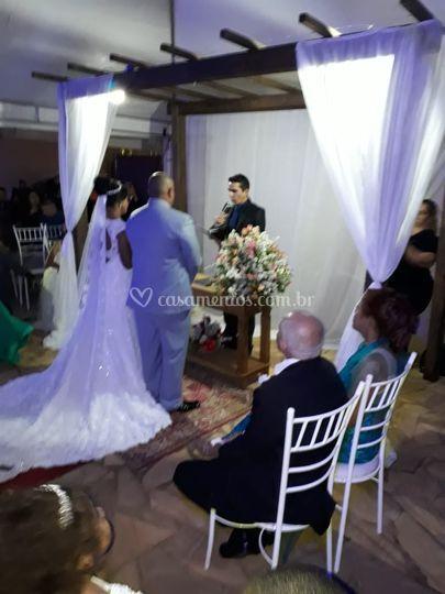 Casamento - Elton e Gisele