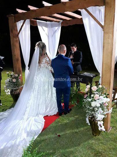 Casamento Gilson e Camila
