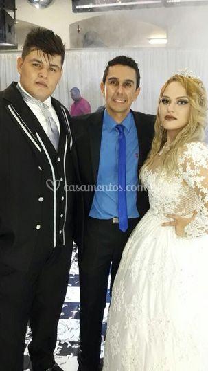 Casamento Karina e Haldany
