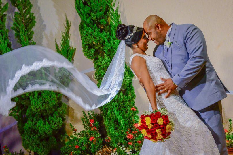Casamento Elton e Gisele