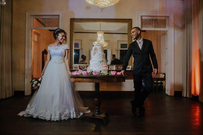 Casamento de Renata e William