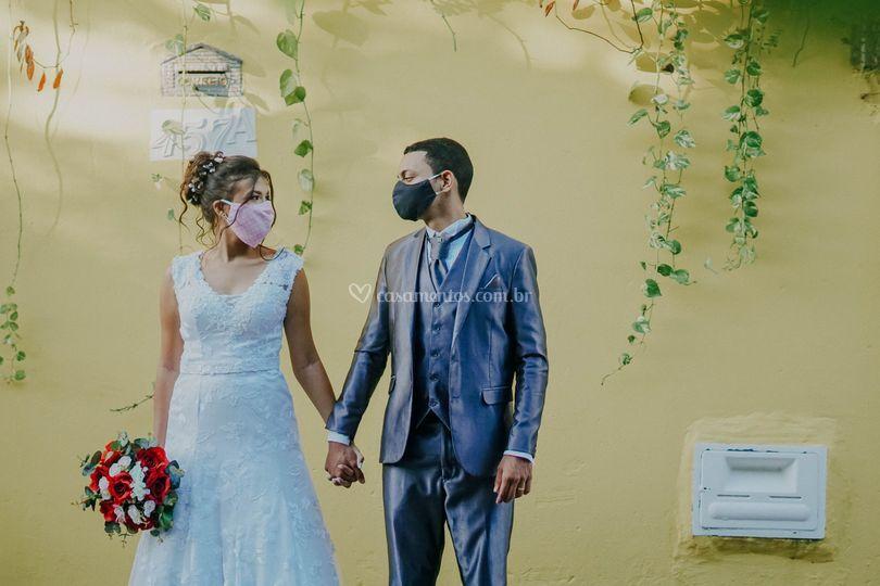 Casamento de Luana e Filipe