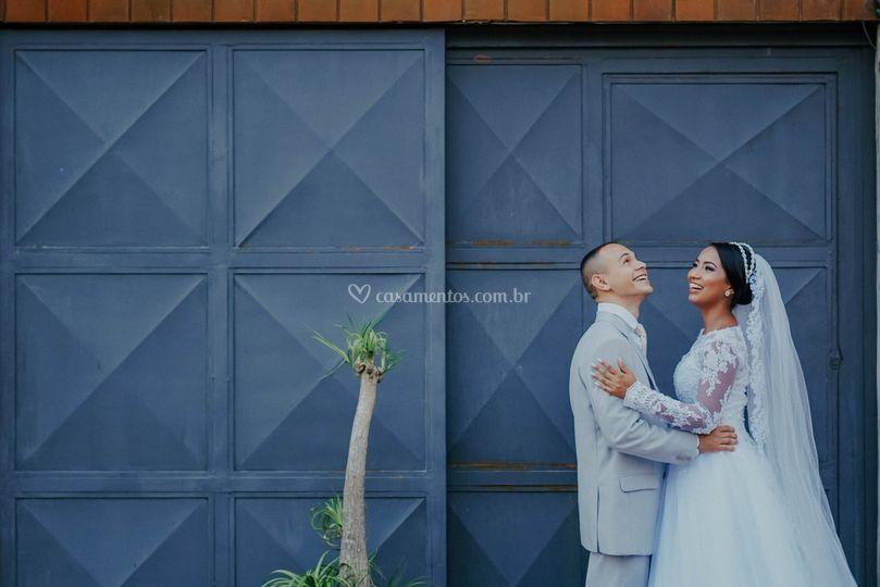 Casamento de Tifani e Andrei