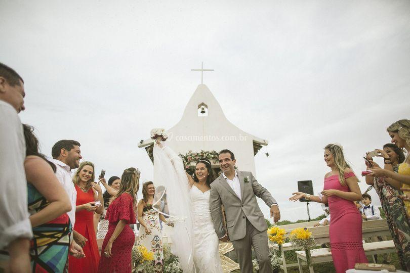 Casamento Fernando de Noronha