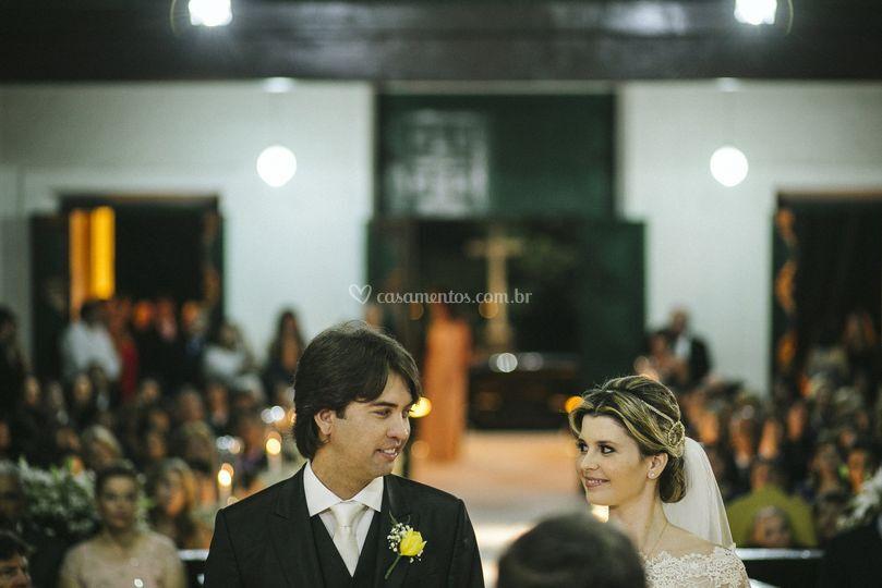 Casamento Classico na Igreja