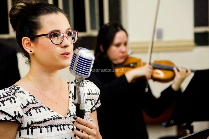 Voz e Violino