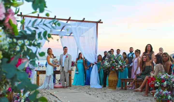 Casamento na praia - RJ