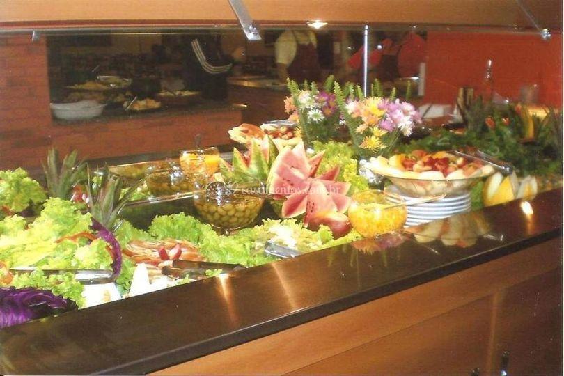Buffet Sabor e Arte