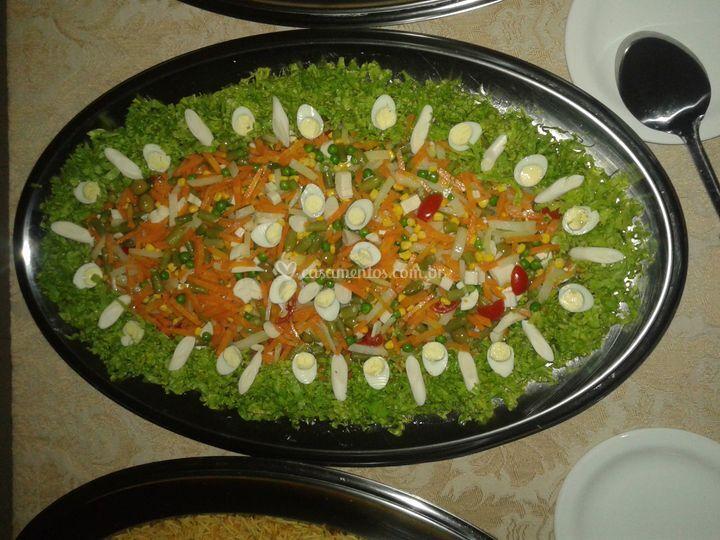 Salada à Dom Leal