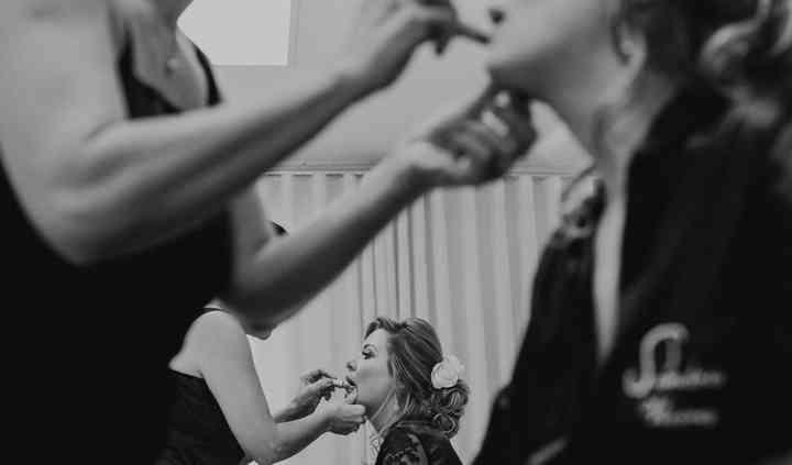 Making of noivas e noivo