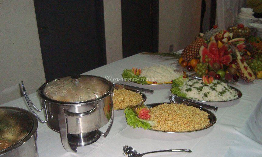 Cozinha de alta qualidade